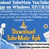 How To download TubeMate YouTube downloader app on Windows XP/7/8/10?.mp3