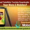How To Download TubeMate YouTube Downloader Applications On your Moto G Mobiles?.mp3