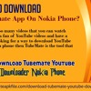 How to download TubeMate app on Nokia phone?.mp3