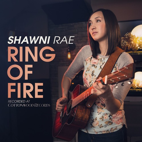 Shawni Rae - Ring Of Fire (Feat. Johnny Cash & June Carter Cash)