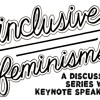 Inclusive Feminisms #2 - Mental Wellness Part One
