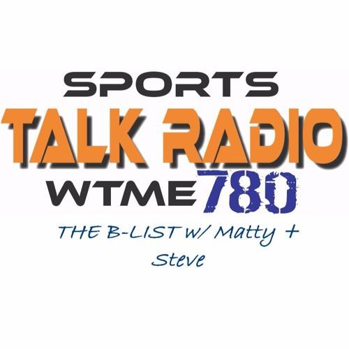 The B-List 4-15-17: Maine High School Baseball, Boston Bruins, Boston Red Sox Talk