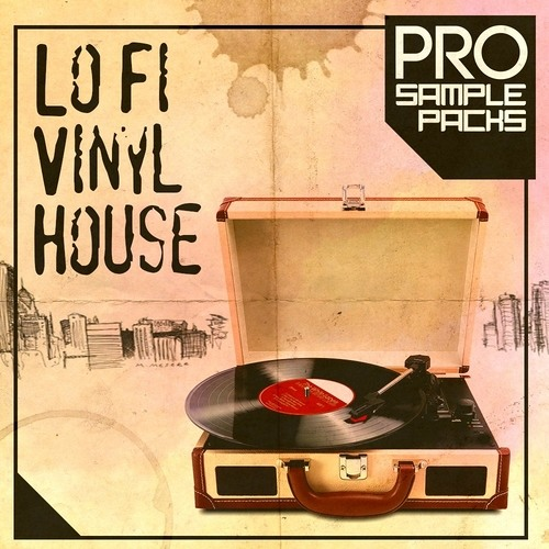 PRO Sample Packs - Vinyl Lo Fi House by SynthPresets   Synth Presets