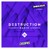 Debris & Maakhus - Destruction Radio 036 2017-04-14 Artwork