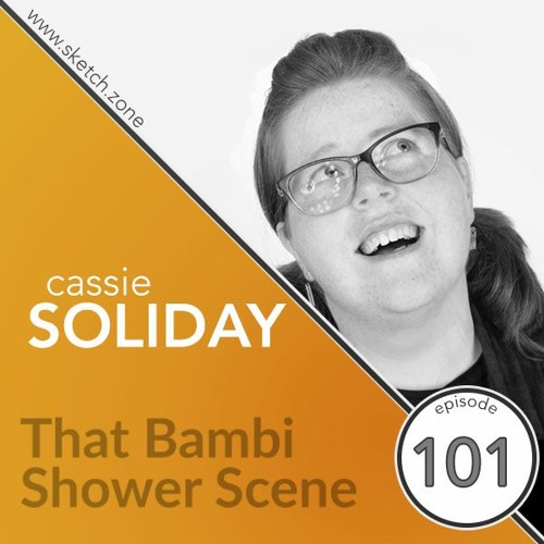 Episode 101: Cassie Soliday - That Bambi Shower Scene
