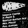 Wobble Birmingham 25th Birthday  - JP's Tribute Mix