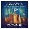 Volt & State - Sandcastles (El3ctric Kid Remix) Portada del disco