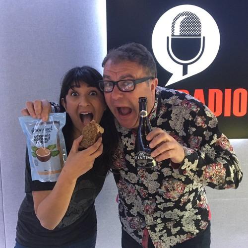 14th April 2017 - Annem Hobson on TalkRADIO with Paul Ross - Coffee Week