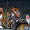 Mystikal with Trombone Shorty @ New Orleans Jazz Festival 2010