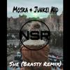 [NSR] Moska & Junkie Kid - She (Brasty Remix)[free download]