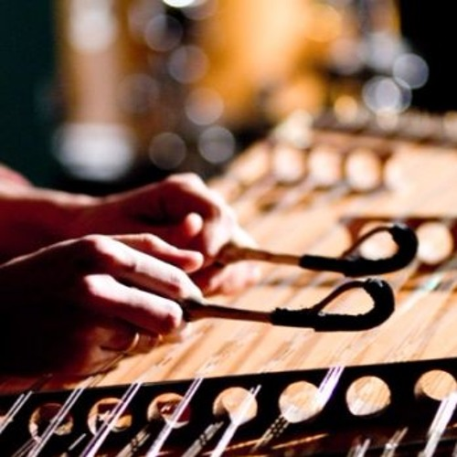 """""""STANZA"""" (а poem about the rain)for cimbalom and piano"""