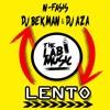 Lento N-Fasis Dj Bekman & Dj Aza Portada del disco