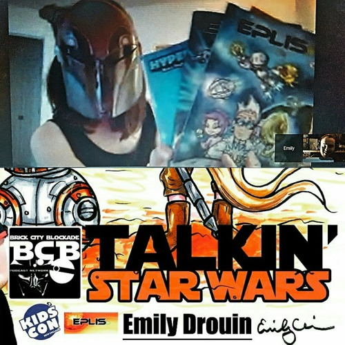 Talkin' Star Wars with Emily Drouin