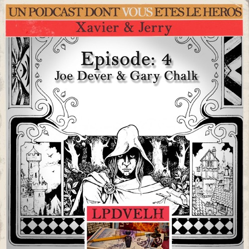 PDVELH 04: Joe Dever & Gary Chalk