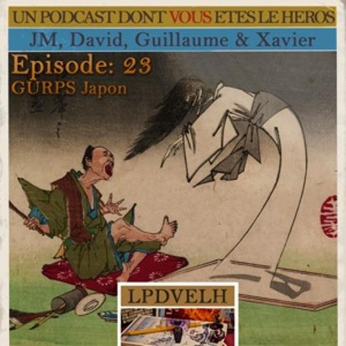 PDVELH 23: GURPS Japon Medievale