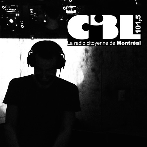 Radio mix @ CIBL 101.5 Montréal ( 14/10/10) Dark, industrial, techno