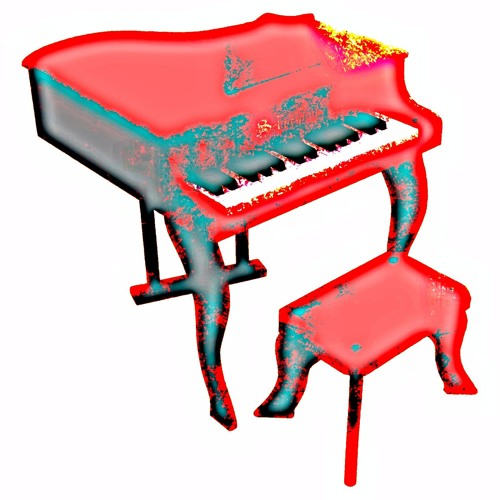 My fancy piano done got crunkt