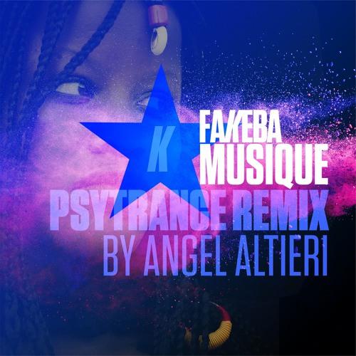 B2 Musique - Psytrance Remix By Angel Altieri