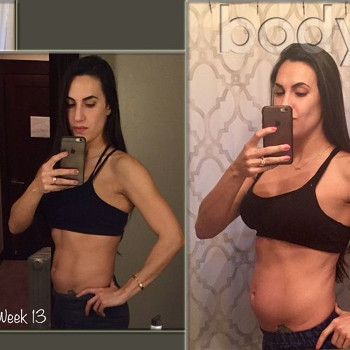 HERBODY 50 - Diet and training adjustments for pregnancy