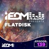 Flatdisk - iEDM Radio 139 2017-04-16 Artwork