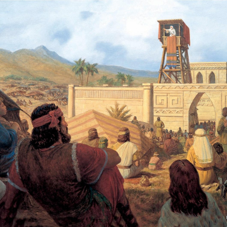How Did King Benjamin's Speech Lead To...