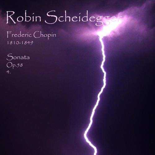 Chopin - Sonata Op.58: 4.