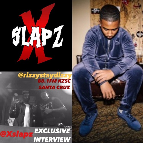 @Xslapz (SOB X RBE DJ) interview with riz aka djrsd of 88.1FM KZSC Santa Cruz