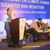Kamal Kishore, Member, NDMA speaking at the National Summit on Climate Change