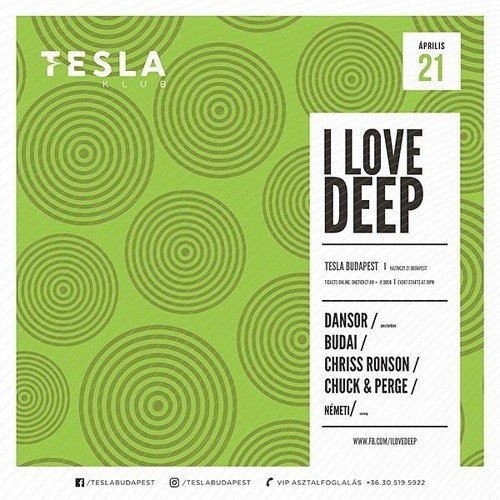 I Love Deep | Easter Mad Mix
