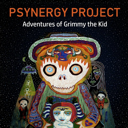 Psynergy Project — Adventures of Grimmy the Kid (2017)【M3_Crossfade_Teaser】