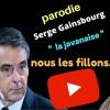 PARODIE Djtitiparodies La Javanaise - Serge Gainsbourg - nous les fillons