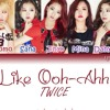 poster of Twice Ohh Ahh Ringtone song
