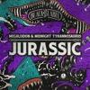 Megalodon & Midnight Tyrannosaurus - Jurassic