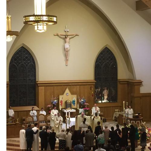 St Kateri Tekakwitha  Easter Vigil