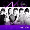 CNCO Ft. Yandel Hey Dj - Santiago Canonigo Remix Portada del disco
