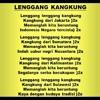 Lagu dan Tari Nusantara: LENGGANG KANGKUNG - Lagu Anak