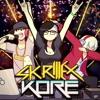 SKRILLEX KORE IS OUT NOW! SKRILLRESURREXION ANIMASHUP 99.5 Skrillex DJ Juice GUNTROL Mashup