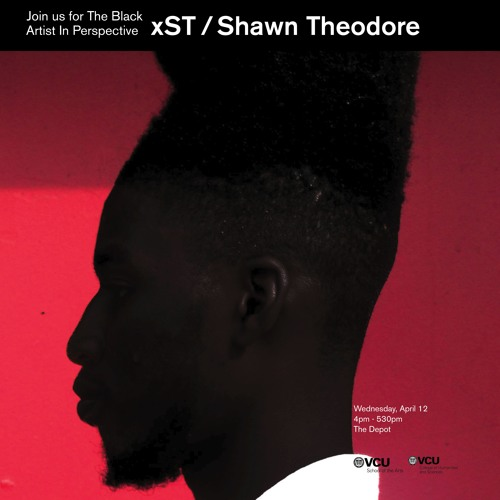 The Black Artist in Perspective: Shawn Theodore.