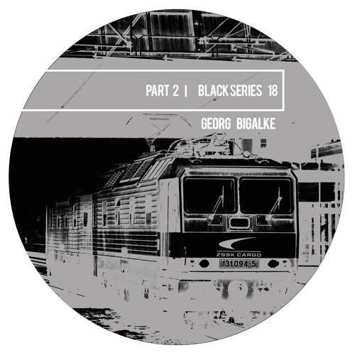 Black Series 18 / Part 2 / Georg Bigalke - Nerken