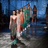 Soundtrack For Fashion Show Theme AQUA WHALES