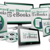 Easy Illustrated eBooks Review – How To Produce Illustrated Books For Amazons's Kindle The Easy Way