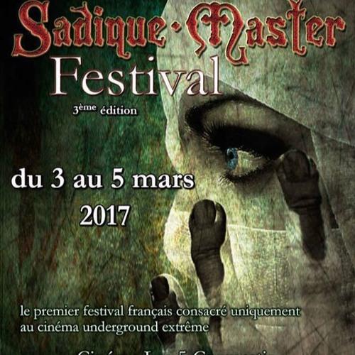 Rue Morgue Radio France - Interview Sadique Master Avril 2017