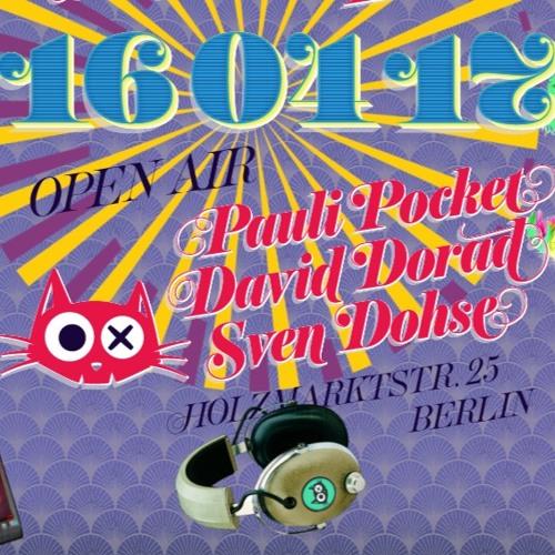 Neues Von Der Katerkant_Open-Air-Opening @ Kater Blau