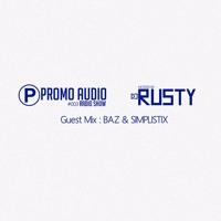 Guest mix for Promo Audio Rec #3 Dj Rusty Show !