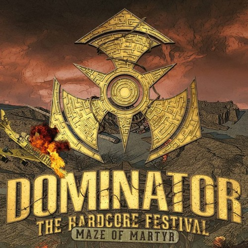 Dominator Festival 2017 - Maze of Martyr I Dj Contest Mix by T3KKed