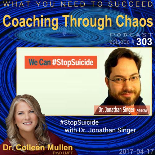 Dr Jonathan Singer - Stop Suicide