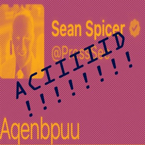 Sean Spicer Acid