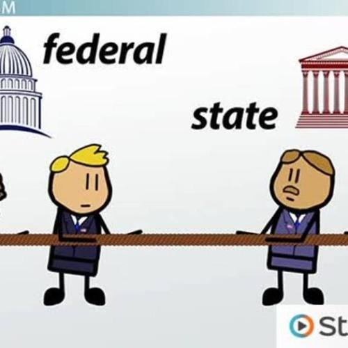 A Level Politics (E8): Federalism