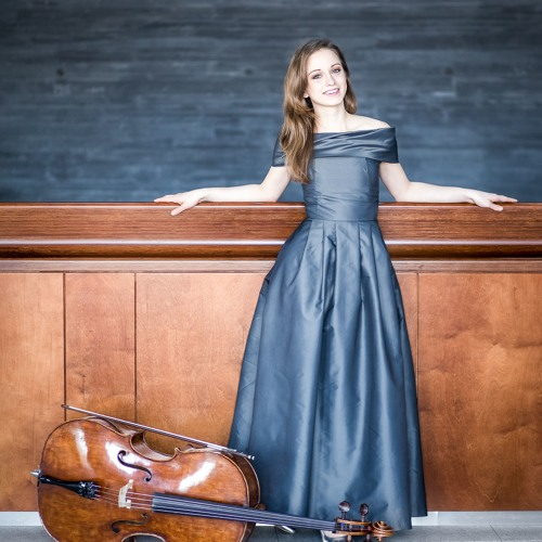 Pezzo Capriccioso by Pyotr Tchaikovsky (Oliwia Meiser - cello)