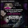 Tom Swoon & Teamworx vs. SHM & Knife Party -Atom Antidote (Da Conte Mashup) Free DL